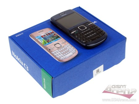 Nokia c3 facebook lite chat